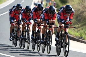 BMC Racing ttt world champions