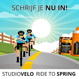 Ride to Spring #6