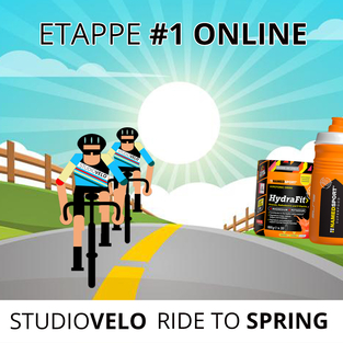 Etappe #1 ONLINE Ride To Spring